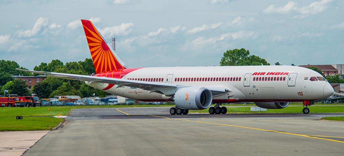 Bombetrussel mot to fly i India