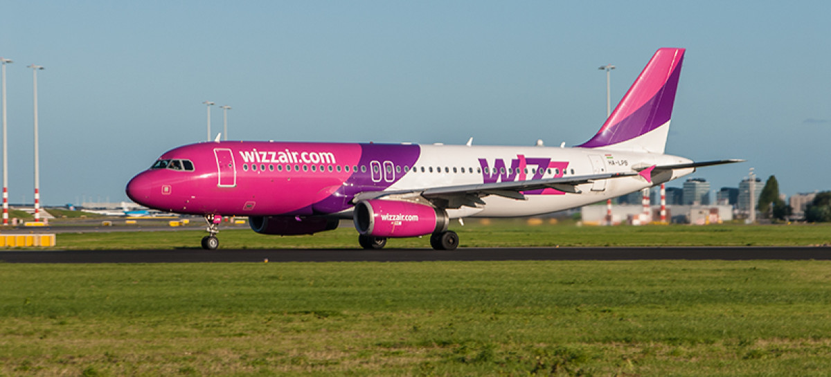 Wizz Air inn på Gatwick