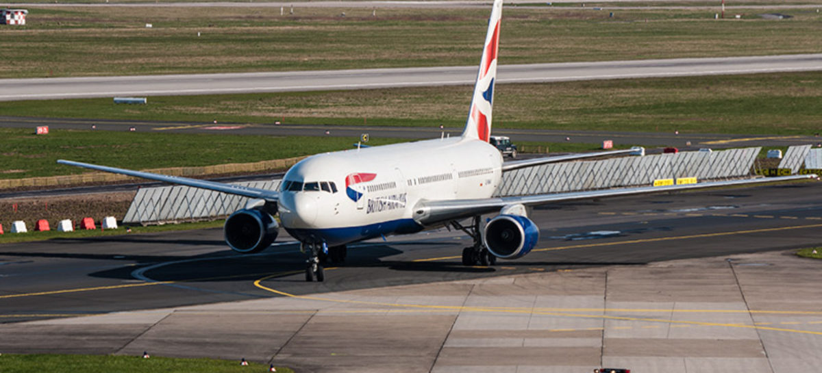 British Airways-fly kolliderte med drone på Heathrow