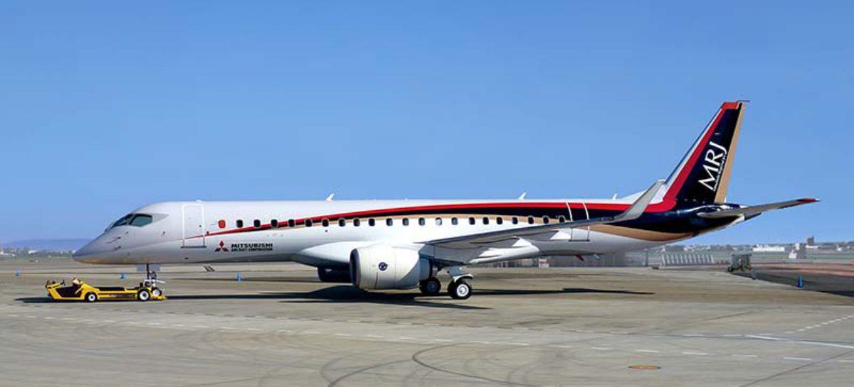Måtte nødlande ny flytype etter test-flytur over Japan