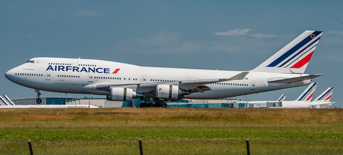 Streik rammer Air France onsdag