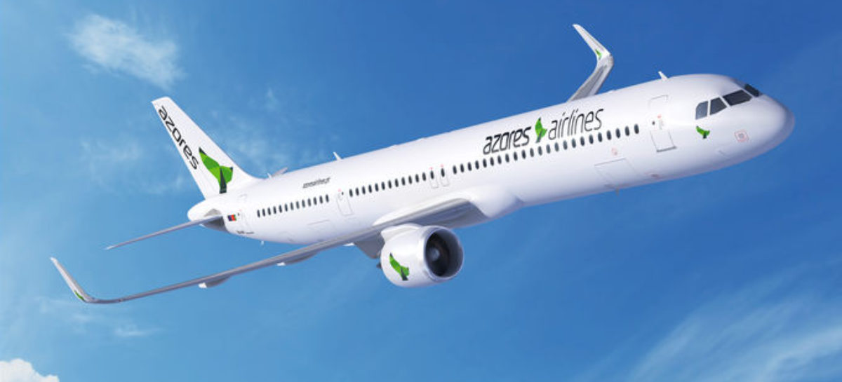 Azores Airlines henter inn A321neo