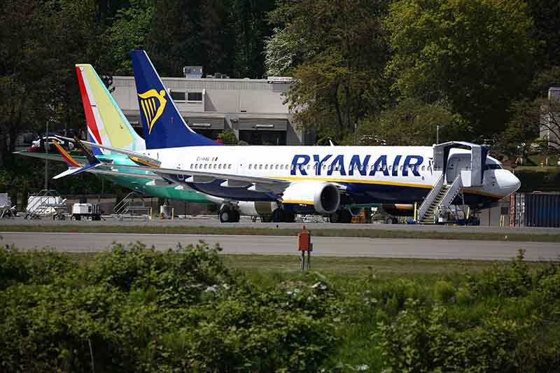 Ryanair MAX 200
