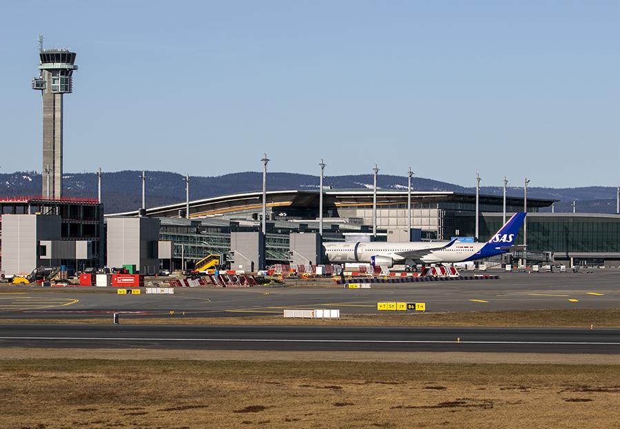 SAS A350-900 OSL